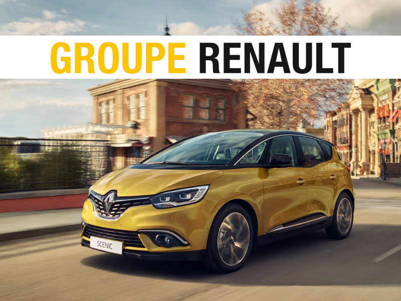 Client Groupe Renault